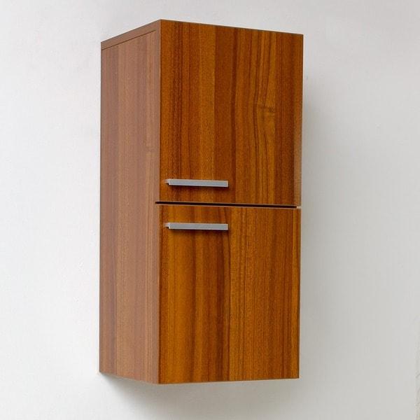Fresca Bathroom Linen Side Cabinet - Free Shipping Today - Overstock.com -  13033887 - Fresca Bathroom Linen Side Cabinet - Free Shipping Today