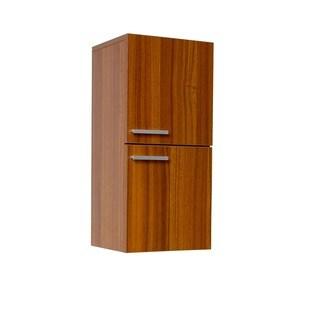 Fresca Bathroom Linen Side Cabinet