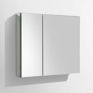 Fresca Medium Mirrored Medicine Cabinet