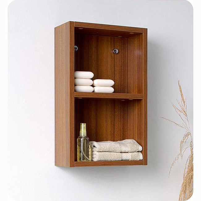 fresca open storage bathroom linen side cabinet free shipping today