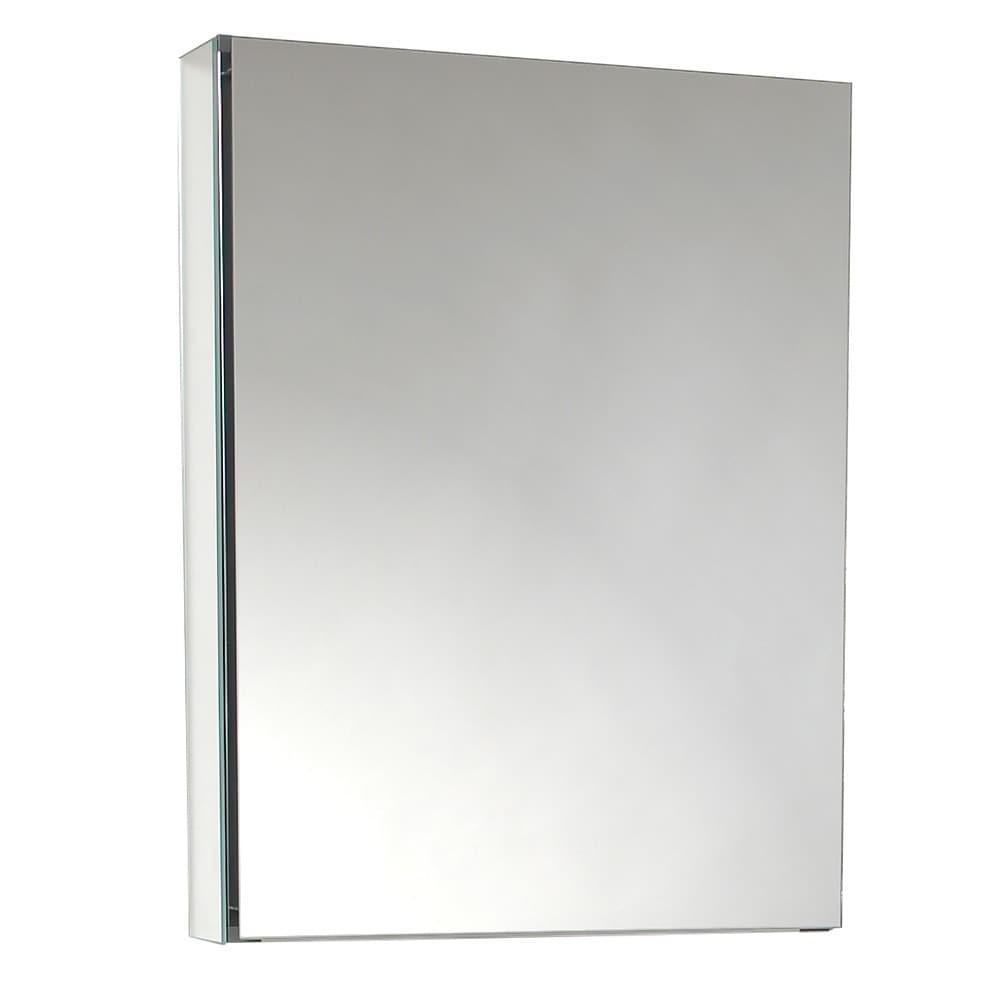 . Fresca Small Bathroom Mirror Medicine Cabinet
