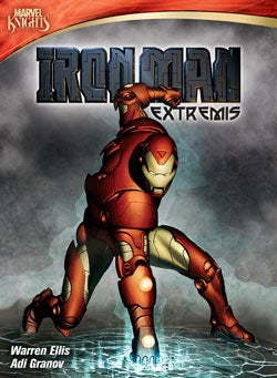 Marvel Knights: Iron Man: Extremis (DVD)