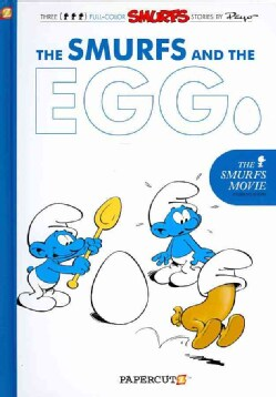 The Smurfs 5: The Smurfs and the Egg (Hardcover)