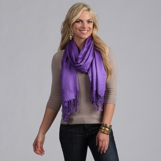 Peach Couture Eco-friendly Rayon Scarf