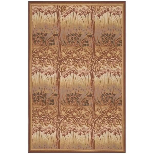 Shop Handmade Safavieh Couture French Aubusson Flatweave