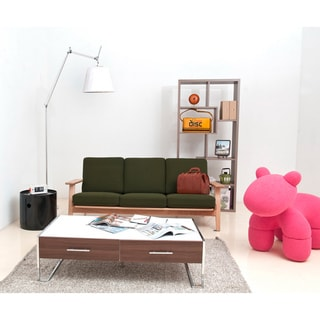 Furniture of America Simpleton 2-Drawer Coffee Table