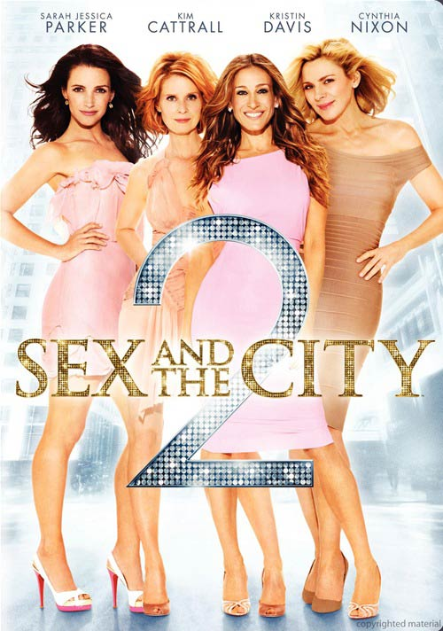 Sex and the City 2 (DVD) - Thumbnail 0