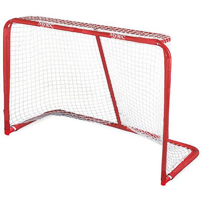 Mylec Offical Pro Steel Goal, Red