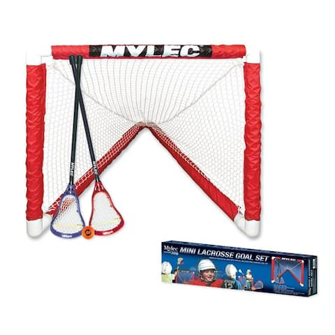Mini Lacrosse Goal Set