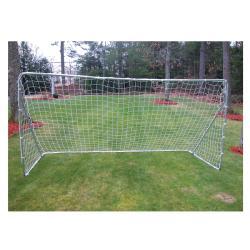 Pro Style Steel Soccer Goal - Thumbnail 0