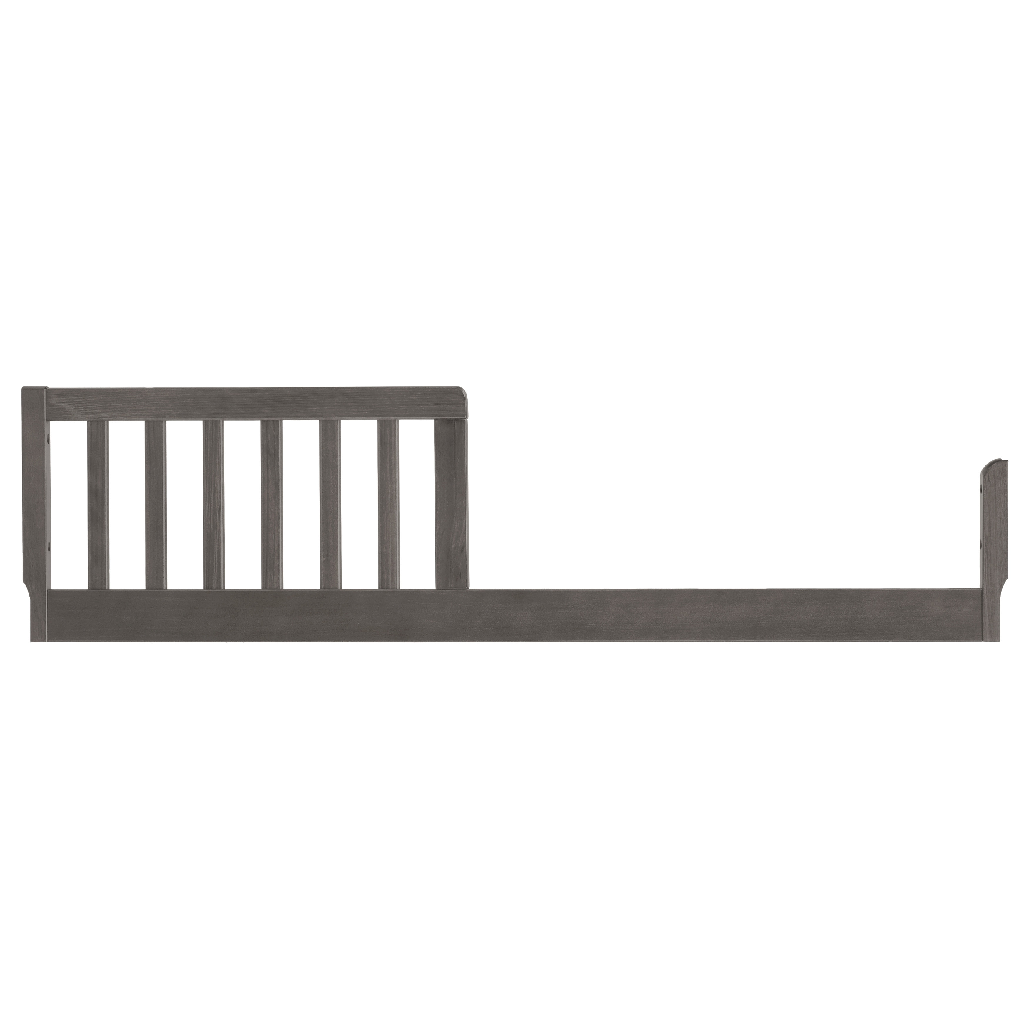 DaVinci Toddler Bed Coversion Kit (Slate), Grey