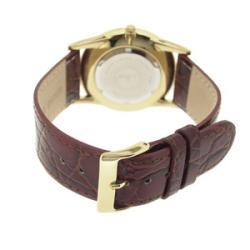 Le Chateau Men's Classica Diamond Slim Watch