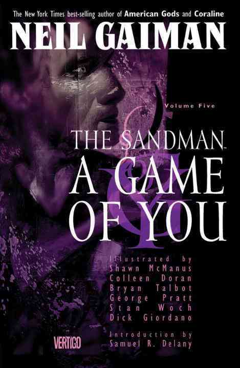 The Sandman 5: A Game of You (Paperback) - Thumbnail 0