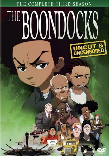 Boondocks: The Complete Third Season (DVD)