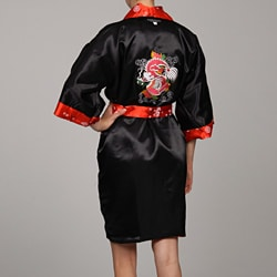 Traditional Chinese Dragon Reversible Robe - Thumbnail 2