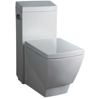 Fresca Apus 1-piece Soft Close Square Toilet Seat
