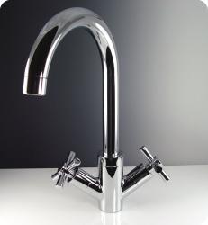Fresca Gattola Vessel Mount Chrome Vanity Faucet