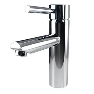 Fresca Tartaro Single Hole Mount ChromeVanity Faucet