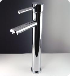 Fresca Tolerus Vessel Mount Chrome Vanity Faucet - Thumbnail 1