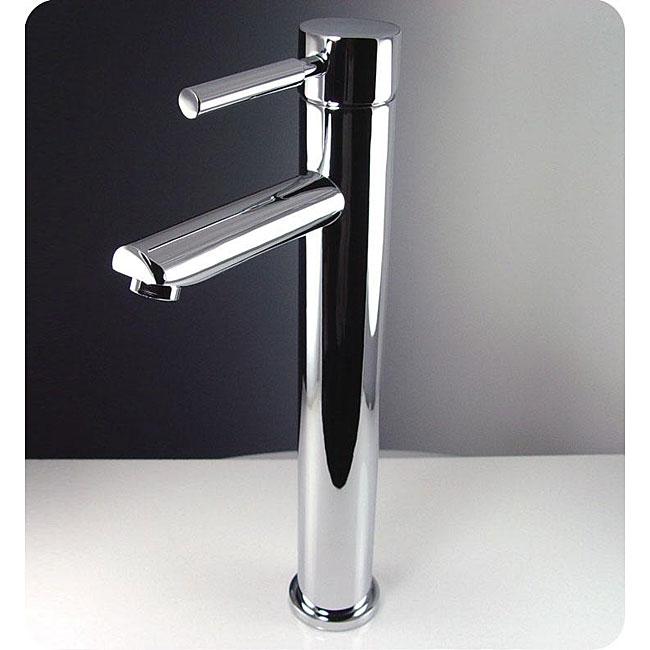 Fresca Tolerus Vessel Mount Chrome Vanity Faucet