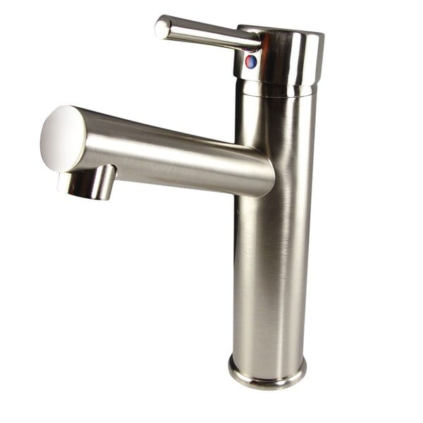 Fresca Savio Brushed Nickel Bathroom Faucet
