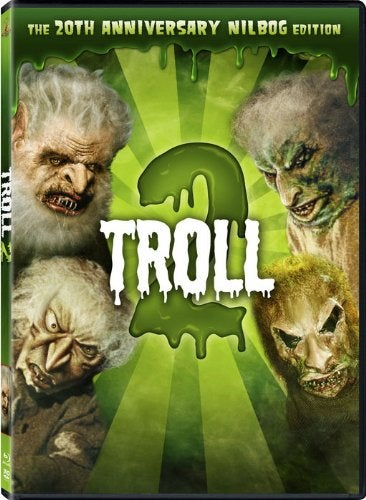 Troll 2 (The 20th Anniversary Nilbog Edition) (DVD)