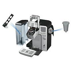Cuisinart SS-700 Silver Single Serve Brewing System