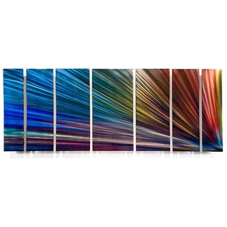 Metal Abstract Wall Art abstract metal art store - shop the best deals for sep 2017