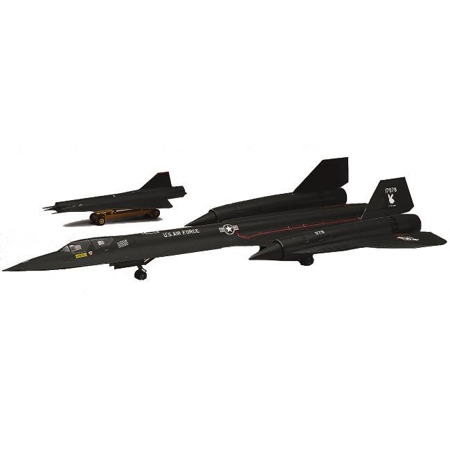 Revell 1:72 Scale SR-71A Blackbird Plastic Model Kit