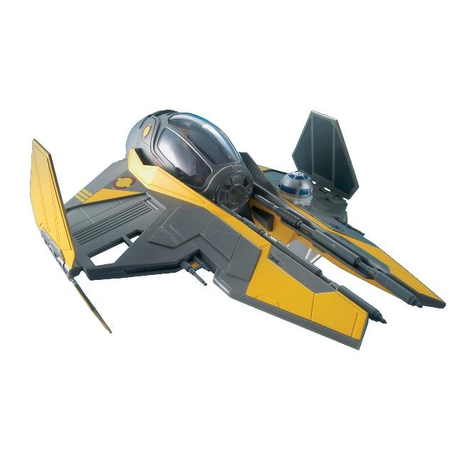 Revell Star Wars Anakins Jedi Starfighter Plastic Model Kit