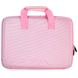 Kroo Nylon-covered Hardshell EVA 13.3-inch Cube Laptop/Netbook Sleeve