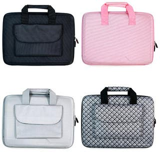 Kroo Nylon-covered Hardshell EVA 13.3-inch Cube Laptop/Netbook Sleeve|https://ak1.ostkcdn.com/images/products/5211906/P13040701.jpg?impolicy=medium