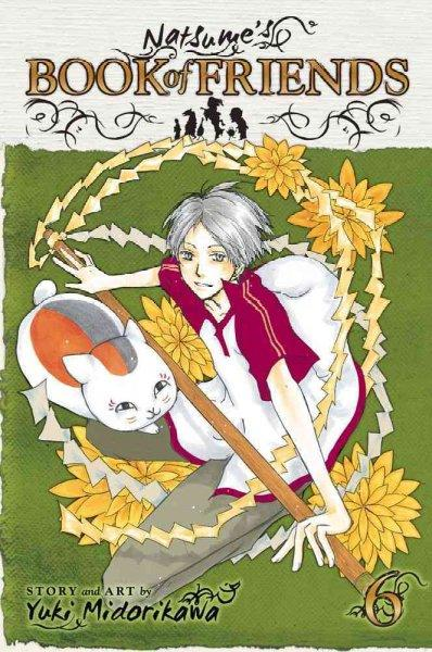 Natsume's Book of Friends 6 (Paperback) - Thumbnail 0