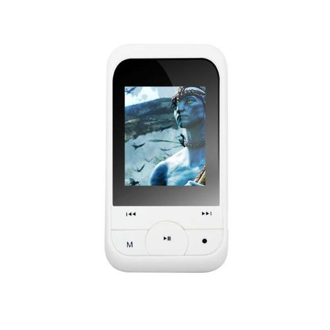 Impecca MP1847 4GB White MP3 Player