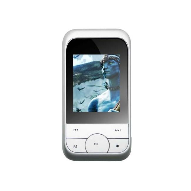 Impecca MP1847 4GB Silver MP3 Player