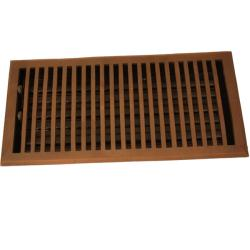 Contemporary Design Bronze 6x12-inch Floor Register