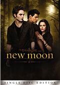 The Twilight Saga: New Moon: Single Disc Edition (DVD)