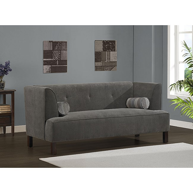 Charcoal Cape Sofa - Thumbnail 0