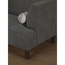 Charcoal Cape Sofa - Thumbnail 1