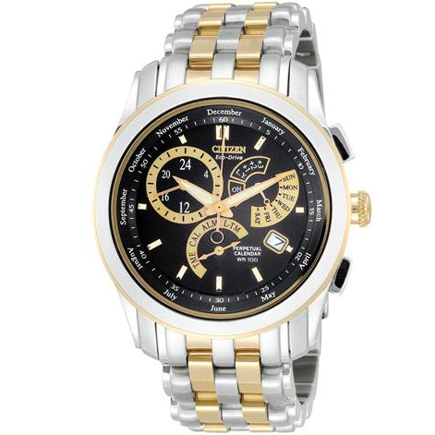 Citizen Men's Stainless Steel Eco-Drive Calibre 8700 Watch