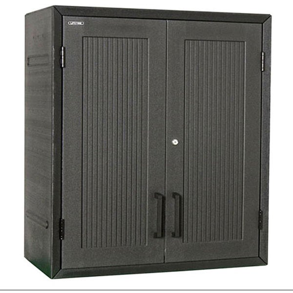 Lifetime Modular Storage Cabinet  sc 1 st  Overstock.com & Shop Lifetime Modular Storage Cabinet - Free Shipping Today ...