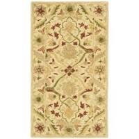Safavieh Handmade Mahal Ivory Wool Runner (2'3 x 4')