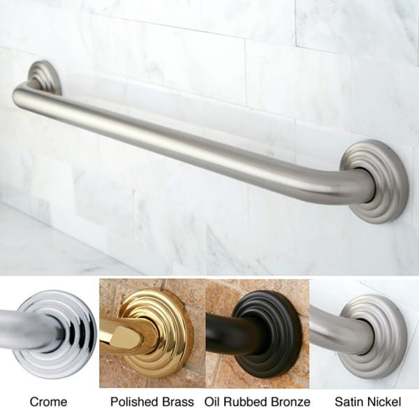 Restoration 36-inch Grab Bar - Free Shipping Today - Overstock.com ...