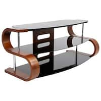 Clay Alder Home Sundial 120 Dark Brown TV Stand