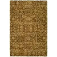 Safavieh Handmade Majestic Beige Wool Rug - 9'6 x 13'6