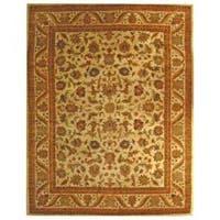 Safavieh Handmade Heritage Ivory Wool Rug - 9'6 x 13'6