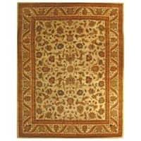 Safavieh Handmade Heritage Ivory Wool Rug (8'3 x 11')