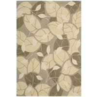 Nourison Hand-hooked Fantasy Multi Rug - 2'6 x 4'