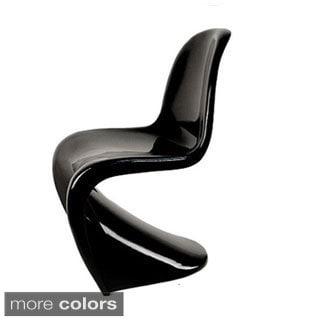 Panton Modern Sculpture Chairs (Set of 4)