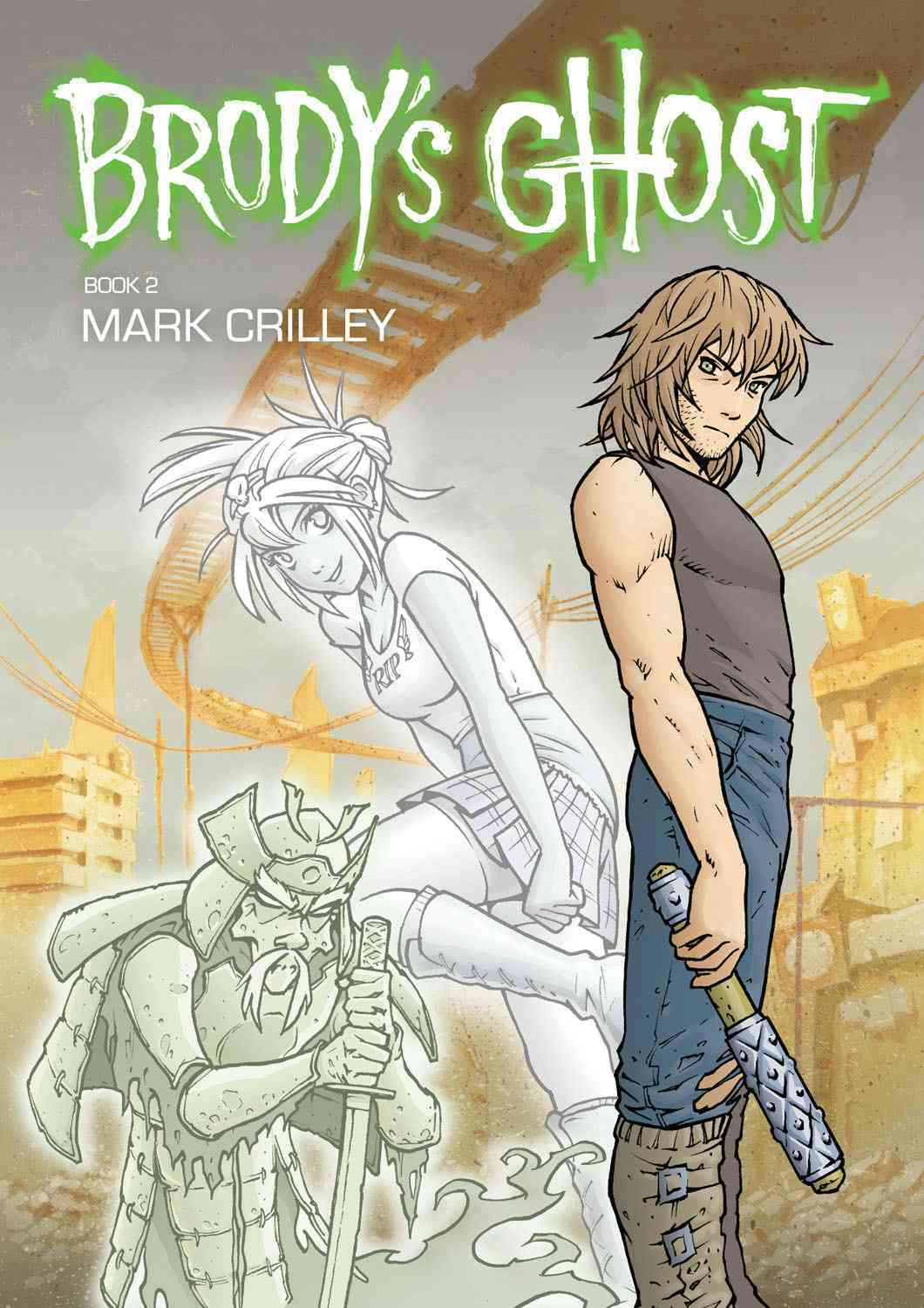 Brody's Ghost 2 (Paperback)